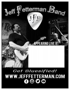 Jeff Fetterman Printable Poster