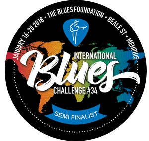 International Blues Challenge Semi Finalists